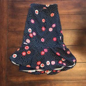 Floral ModCloth skirt NWOT